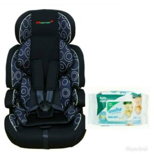 Harry & Honey High Back Baby Car Seat Lb50015 Black