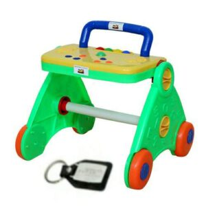 Harry & Honey Baby Activity Walker Green With Key Chain