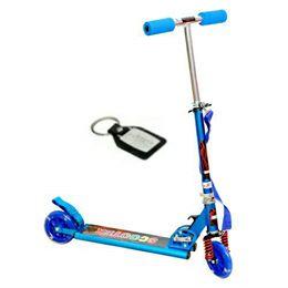 Wheel Power Ultra Wheels Baby Scooter Blue Key Chain