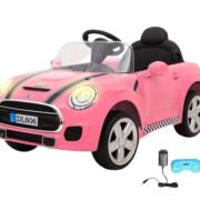 BABY CAR DLS06 MINI COOPER PINK_