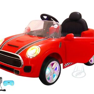 BABY CAR DLS06 MINI COOPER RED _1