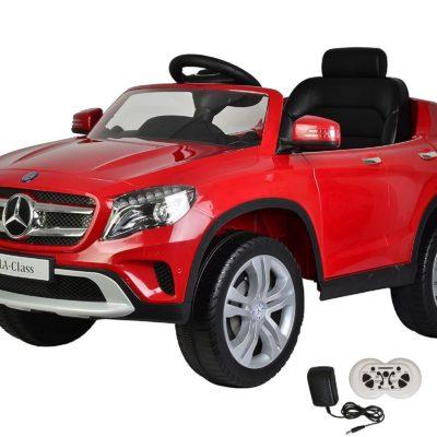 BABY CAR MERECEDES RED_1